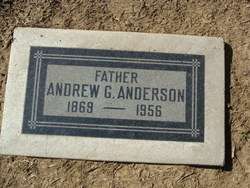 Andrew Gustaf Anderson
