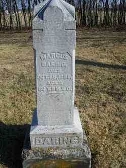 Marcus Daring