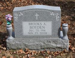 Brooks A. Boyden