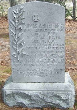 Thomas White Ferry