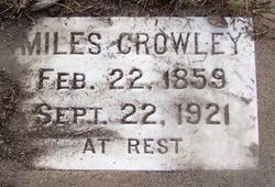 Miles Crowley