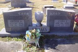 Cora Irene <i>Hook</i> Adams