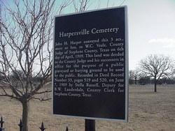 Harpersville Cemetery