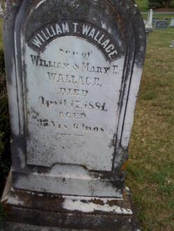 Pvt William Thomas Wallace