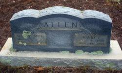 Nancy Ann <i>Petty</i> Allen