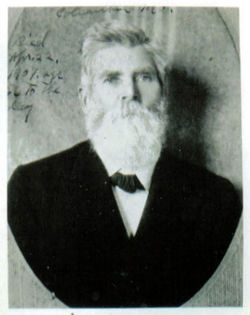 Rev Gervas Park Smith
