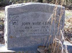 John Wade Cline