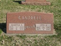 Otis Arvel Cantrell