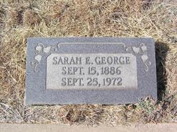 Sarah Elizabeth <i>Trent</i> George