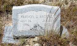 Vernon Debbs Brooks