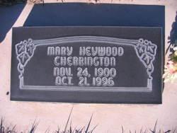 Mary <i>Heywood</i> Cherrington