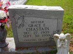 Grace Evelyn <i>Dudley</i> Chastain
