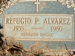 Refugio P Alvarez
