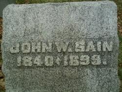 John W Sain