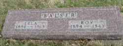 Roy Balser