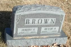 Albert F Brown