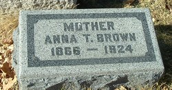 Anna T Brown