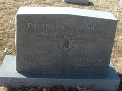 Laura M Davidson