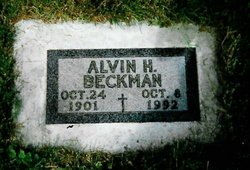 Alvin H Beckman