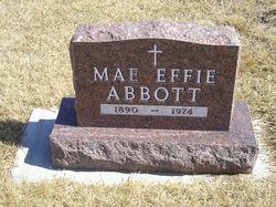 Effie May <i>West</i> Abbott