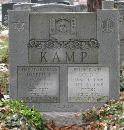 Goldie Kamp