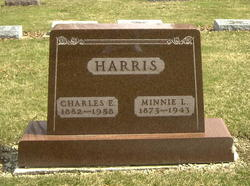 Minnie L <i>Richards</i> Harris