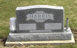 Delbert D Harris