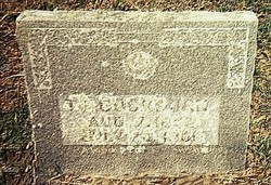 Thomas Benton Goff Cockburn