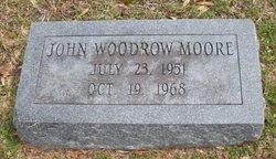 John Woodrow Moore