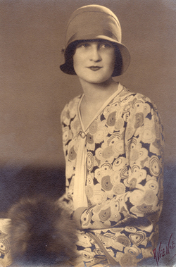 Florence Ruth <i>Dews</i> Bowen