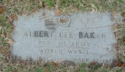 Albert Lee Baker