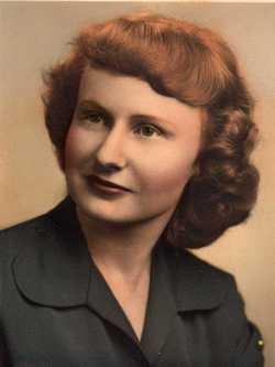 Janet Louise <i>Boye</i> Bamford