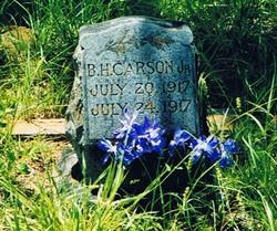 Bevely Henry Carson, Jr