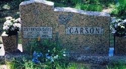 Jefferson Davis Carson