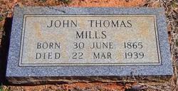 John Thomas Mills