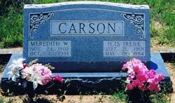 Meredith William Carson