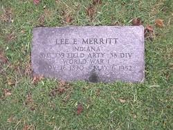 Lee E. Merritt