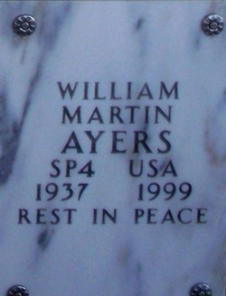 William Martin Ayers