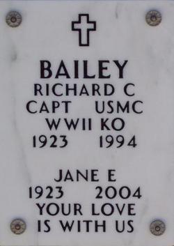 Jane Elizabeth Bailey