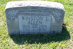 Winston L. Allen