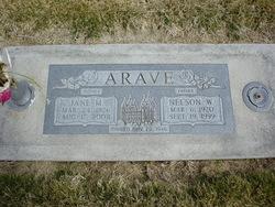 Jane <i>McArthur</i> Arave