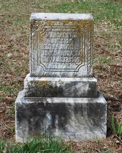 Margaret J. <i>Barnes</i> Hawkins