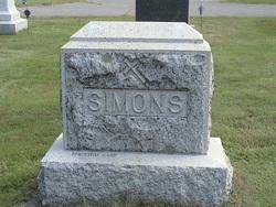 Julia M Simons