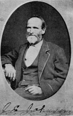 Joseph Ellis Johnson