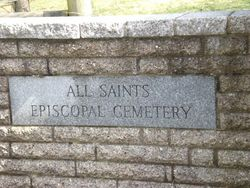 All Saints Episcopal Cemetery