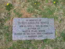 Purity Angeline <i>Lasiter Grant</i> Bentle