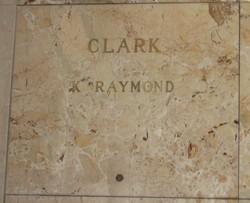 K. Raymond Clark