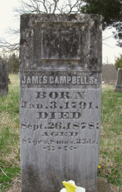 James C. Campbell, Sr