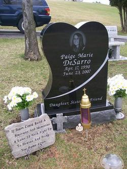 Paige Marie DeSarro