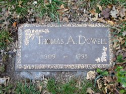 Thomas Andrew Andy Dowell